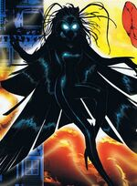 Shathra (Earth-10995) from Spider-Man Heroes & Villains Collection Vol 1 42