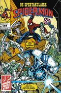 Spectaculaire Spiderman 157