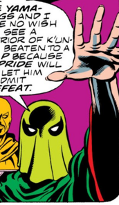 Tuan (Earth-616) from Marvel Team-Up Vol 1 64 001