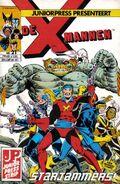 X-Mannen 21