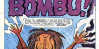 Bombu (Earth-616)/Gallery