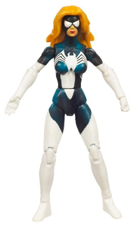 Julia Carpenter (Earth-616) from Marvel Universe (Toys) Comic Packs Series 1 (Secret Wars 25th Anniversary) 0001