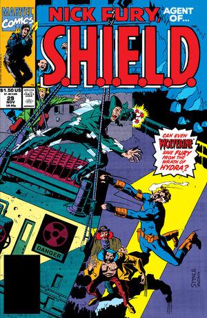 Nick Fury, Agent of S.H.I.E.L.D. Vol 3 29