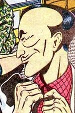 Paul West (Earth-616) from Namora Vol 1 1 0001
