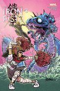 Immortal Iron Fists Vol 1 3