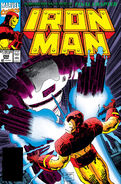 Iron Man Vol 1 266