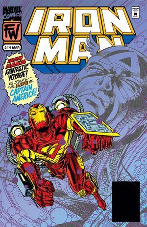 Iron Man Vol 1 314
