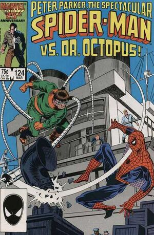 Peter Parker, The Spectacular Spider-Man Vol 1 124