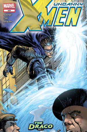 Uncanny X-Men Vol 1 429