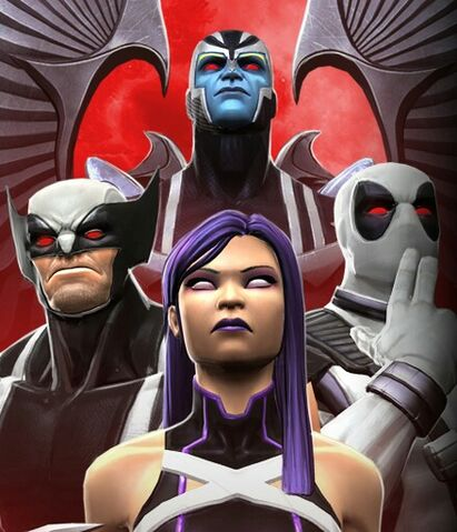 File:X-Force (Strike Team) (Earth-TRN517) from Marvel Contest of Champions 001.jpg