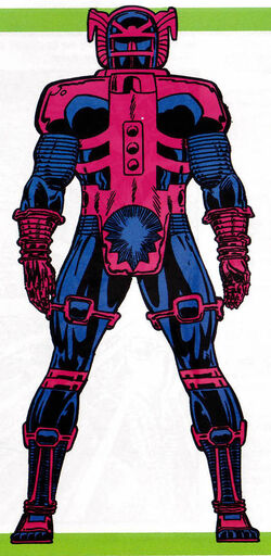 Ziran (Earth-616) from Official Handbook of the Marvel Universe Master Edition Vol 1 4 001