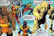 Crimson Cadre (Earth-616) - Fantastic Four Vol 1 398