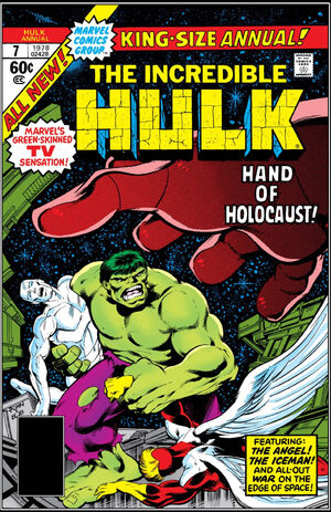 Incredible Hulk Annual Vol 1 7