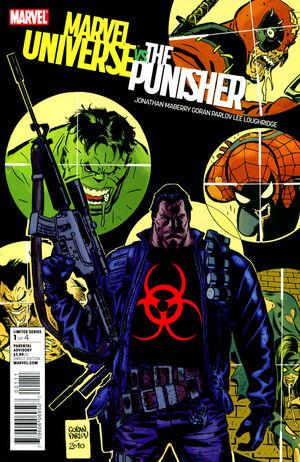 Marvel Universe Vs. The Punisher Vol 1 1