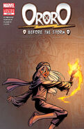 Ororo Before the Storm Vol 1 3