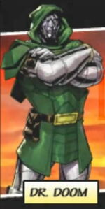 Victor von Doom (Earth-50701) 001