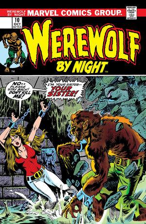 Werewolf by Night Vol 1 10