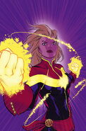 Captain Marvel Vol 8 12 Textless