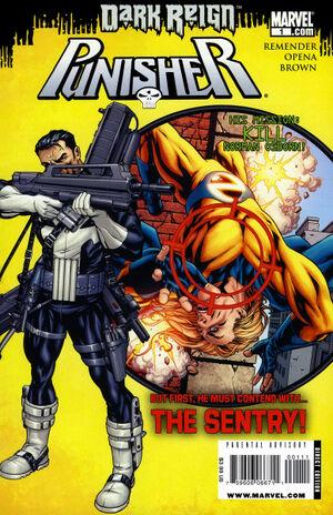 Punisher Vol 8 1