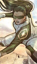 Abigail Brand (Earth-616) from Civil War II Choosing Sides Vol 1 6 001