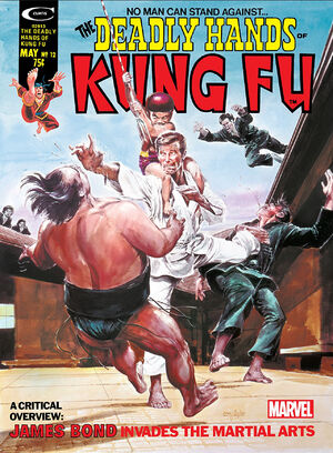 Deadly Hands of Kung Fu Vol 1 12