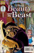 Disney's Beauty and the Beast Vol 1 1