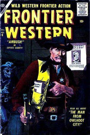 Frontier Western Vol 1 6