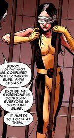 New Mutants Vol 3 22 page 12 Ruth Aldine (Earth-TRN016)