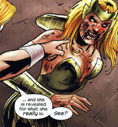 Amora (Earth-2149) from Marvel Zombies Vs Army of Darkness Vol 1 5 0001