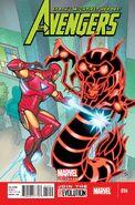 Marvel Universe Avengers - Earth's Mightiest Heroes Vol 1 14