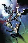 All-New, All-Different Avengers Vol 1 9 Age of Apocalypse Variant Textless