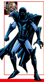Nocturne (Earth-616) from Vampires The Marvel Undead 001