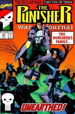 Punisher War Journal Vol 1 25