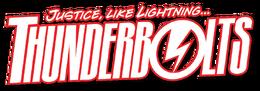 Thunderbolts (2016) logo