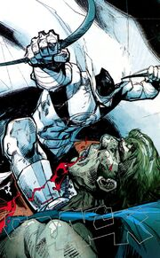 Calvin Zabo (Earth-616) Marc Spector (Earth-616) Moon Knight Vol 6 1