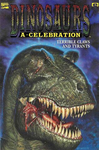 File:Dinosaurs, A Celebration Vol 1 1.jpg