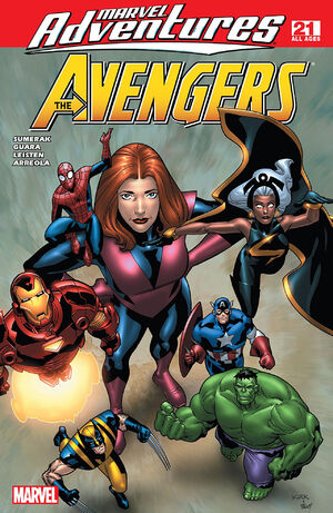 Marvel Adventures The Avengers Vol 1 21