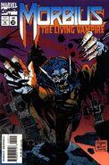 Morbius The Living Vampire Vol 1 30