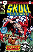 Skull, the Slayer Vol 1 7