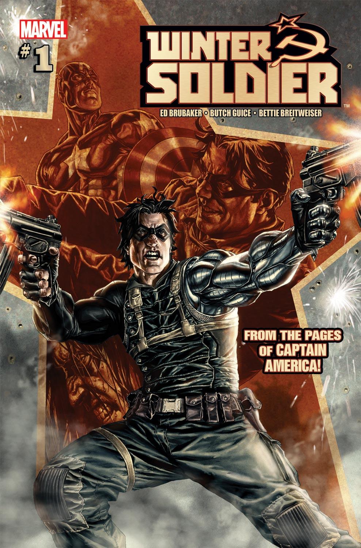 Winter Soldier Vol 1 Marvel Database Fandom Powered By