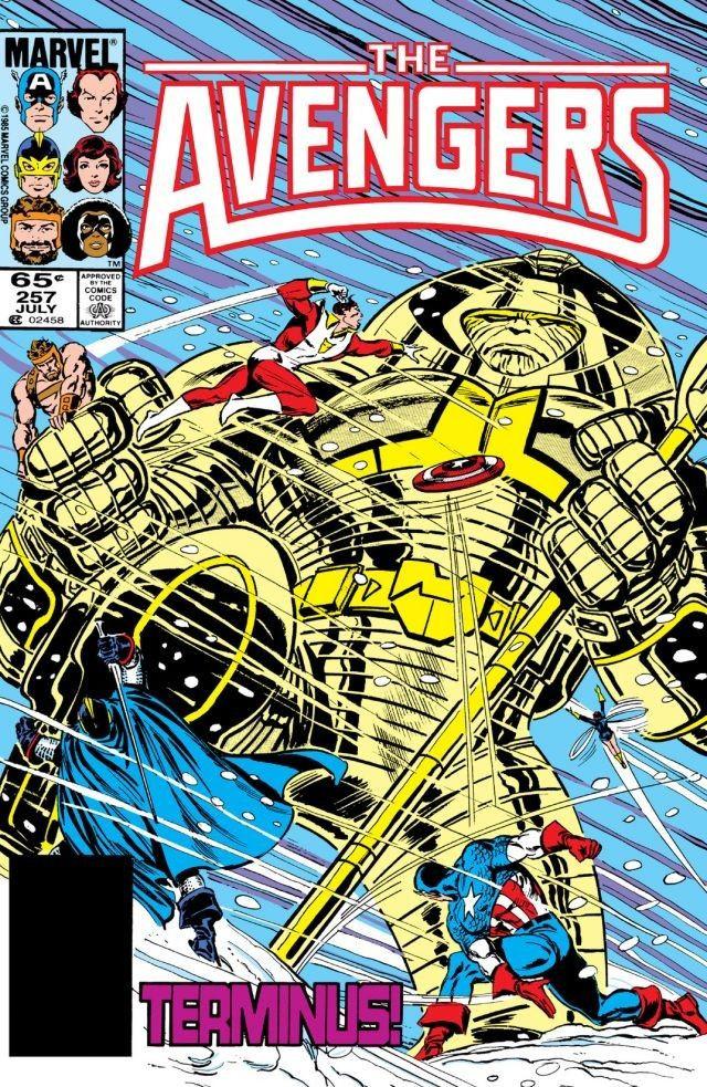 Avengers #257
