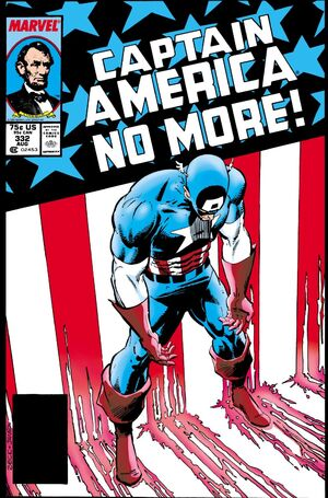 Captain America Vol 1 332