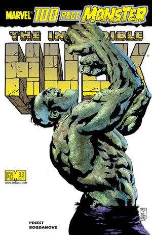 Incredible Hulk Vol 2 33