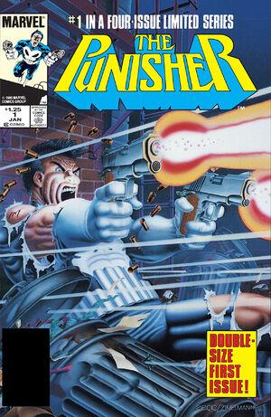 Punisher Vol 1 1