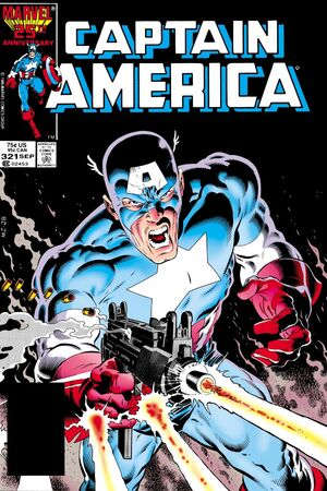 Captain America Vol 1 321