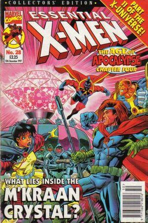 Essential X-Men Vol 1 28