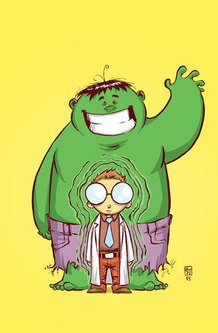 File:Hulk Vol 3 1 Baby Variant Textless.jpg