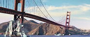 M-Day (Earth-10005) and Golden Gate Bridge from X-Men The Last Stand 0001