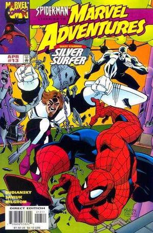Marvel Adventures Vol 1 13