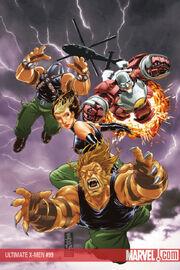 Ultimate X-Men Vol 1 99 Textless
